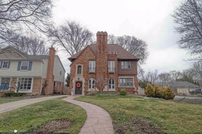832 Trombley, Grosse Pointe Park, MI 48230 - MLS#: 31360773