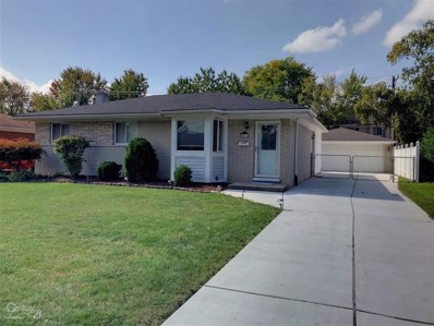 40871 Colony Dr, Sterling Heights, MI 48313 - MLS#: 31361388