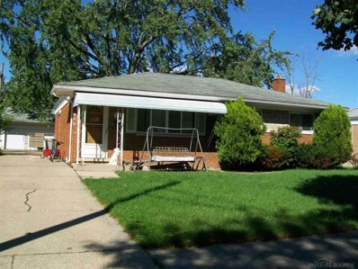 3211 Earl, Warren, MI 48092 - MLS#: 31361568