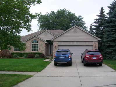 53881 Meadow View, New Baltimore, MI 48047 - MLS#: 31362258