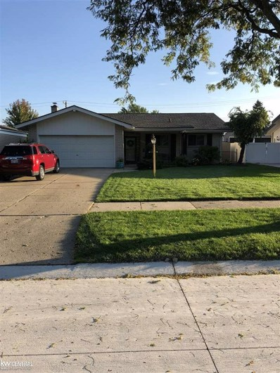 12166 Chevelle Dr, Sterling Heights, MI 48312 - MLS#: 31362412