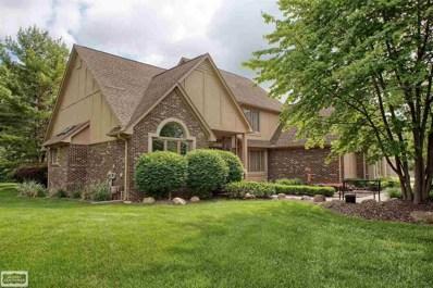 4235 Oak Tree Circle, Rochester, MI 48306 - MLS#: 31362423