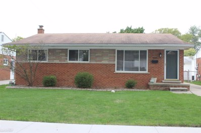 359 N Webik Avenue, Clawson, MI 48017 - MLS#: 31362689