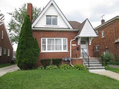 5937 Whittier, Detroit, MI 48224 - MLS#: 31362921