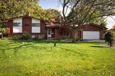 1814 Wenonah Lane, Saginaw, MI 48638 - MLS#: 31363336