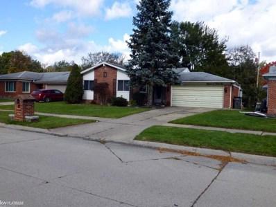 18035 Fairwood Dr, Clinton Township, MI 48035 - MLS#: 31363399