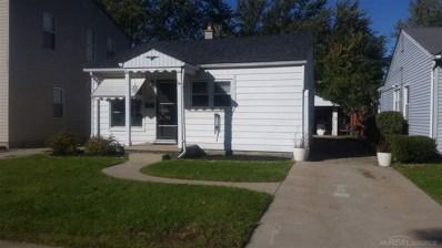 13841 Hendricks, Warren, MI 48080 - MLS#: 31363659