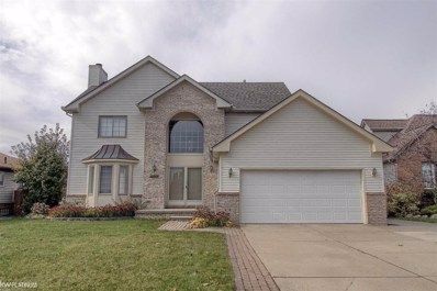 52925 Cross Creek Dr, Chesterfield Twp, MI 48047 - MLS#: 31364016
