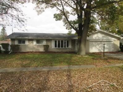 2875 Driftwood Lane, Saginaw, MI 48601 - MLS#: 31364134