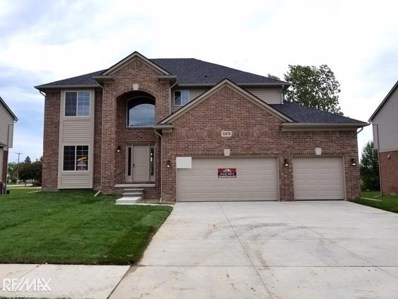 53978 Connor Dr, Chesterfield Twp, MI 48051 - MLS#: 31364355