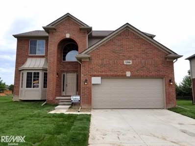 53966 Connor Dr, Chesterfield Twp, MI 48051 - MLS#: 31364356