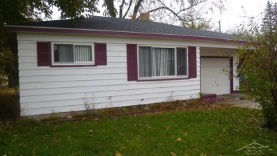 1320 Sutton, Saginaw, MI 48602 - MLS#: 31364724