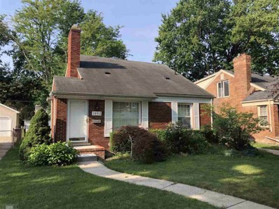 1993 Stanhope, Grosse Pointe Woods, MI 48236 - MLS#: 31364917