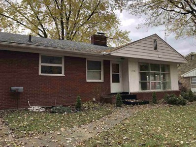 402 Oakwood, Monroe, MI 48162 - MLS#: 31364984