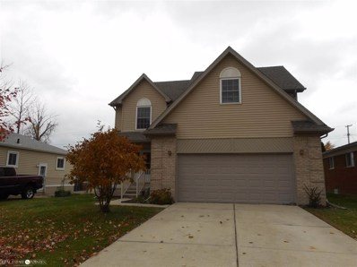 22823 Clairwood, Saint Clair Shores, MI 48080 - MLS#: 31364987
