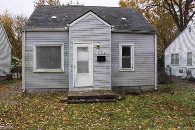 13444 Prospect Ave, Warren, MI 48089 - MLS#: 31365057