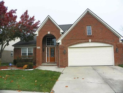 21221 Oak Ridge Drive, Clinton Township, MI 48036 - MLS#: 31365188