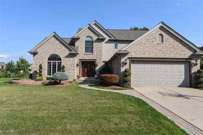 46318 Glen Pointe Dr, Shelby Twp, MI 48315 - MLS#: 31365604