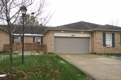 17698 Port Salem Dr UNIT 38\/10, Macomb, MI 48044 - MLS#: 31365624