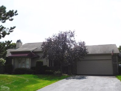 39824 Mount Elliott, Clinton Township, MI 48038 - MLS#: 31365714