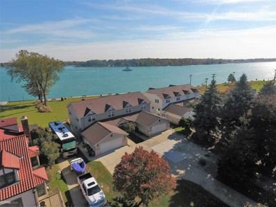 1414 Saint Clair River UNIT 3, Algonac, MI 48001 - MLS#: 31365762