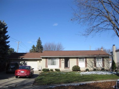 11609 Cocoa Ct, Sterling Heights, MI 48312 - MLS#: 31365830