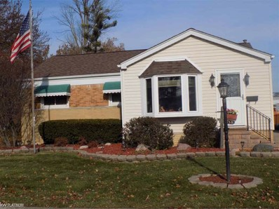 22535 Lanse, Saint Clair Shores, MI 48081 - MLS#: 31365950