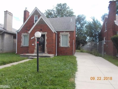 18708 Mark Twain, Detroit, MI 48235 - MLS#: 31366098