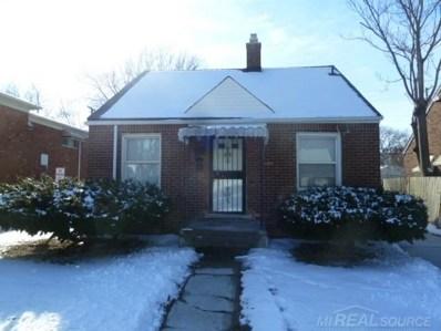 4607 Cadieux, Detroit, MI 48224 - MLS#: 31366457