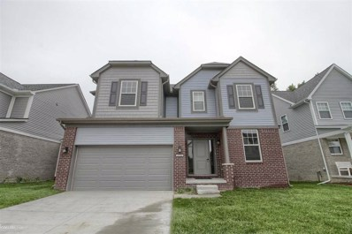 47534 Viola Lane, Chesterfield Twp, MI 48047 - MLS#: 31366566