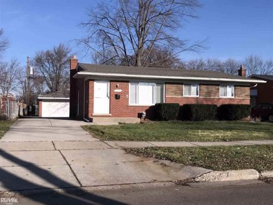 1531 Nottingham Drive, Madison Heights, MI 48071 - MLS#: 31366633