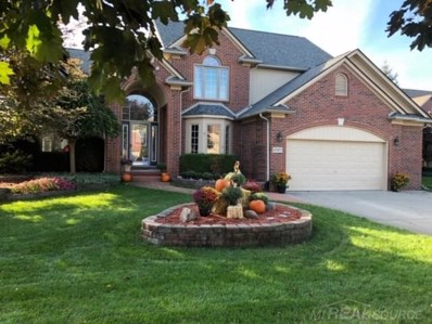 47477 Echo Court, Shelby Twp, MI 48315 - MLS#: 31366916