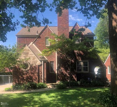 1363 Cadieux, Grosse Pointe Park, MI 48230 - MLS#: 31368611