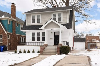 5060 Kensington, Detroit, MI 48224 - MLS#: 31368740