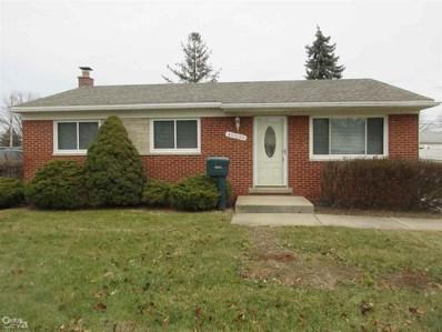40530 Pickett Ridge, Sterling Heights, MI 48313 - MLS#: 31368849