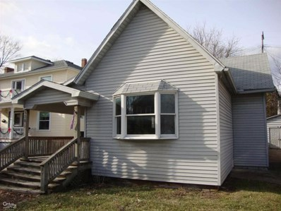 530 S Main St, Marine City, MI 48039 - MLS#: 31368864