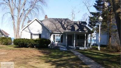 179 S Lake Street, Port Sanilac, MI 48469 - MLS#: 31368874