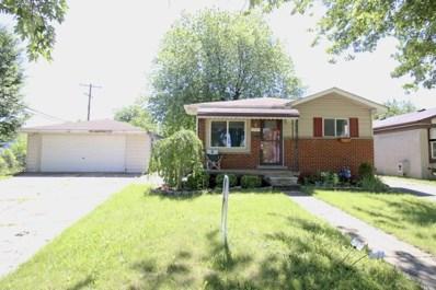 17134 Wood, Melvindale, MI 48122 - MLS#: 31370068