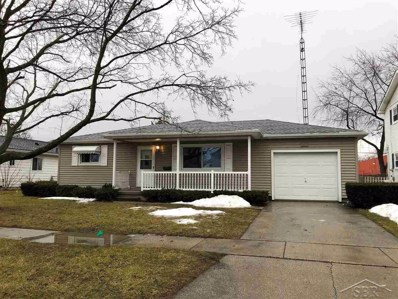 3852 Ventura, Saginaw, MI 48604 - MLS#: 31370491