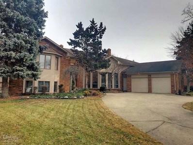 37418 Fiore Trail, Clinton Township, MI 48036 - MLS#: 31370493