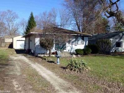520 Church St, Almont, MI 48003 - MLS#: 31372449