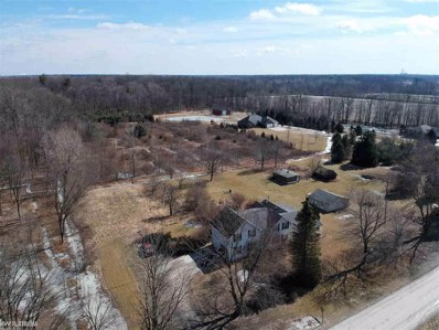 1075 South Bartlett Road, Saint Clair, MI 48079 - MLS#: 31372969