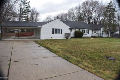 36567 Eaton, Clinton Township, MI 48035 - MLS#: 31376309