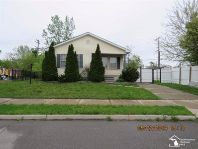 3724 25th, Detroit, MI 48208 - MLS#: 31381482