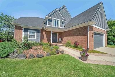 47397 Woodberry Estates, Macomb, MI 48044 - MLS#: 31384943