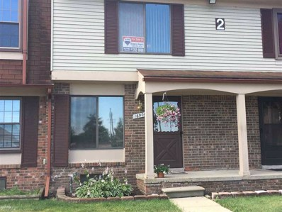 16906 Kingsbrooke, Clinton Township, MI 48038 - MLS#: 31385276
