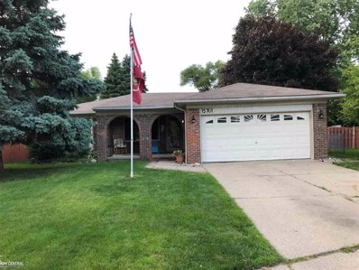 15701 Cox, Clinton Township, MI 48038 - MLS#: 31385444