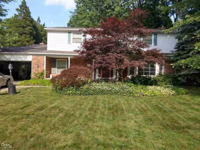 37246 Robindale Court, Clinton Township, MI 48036 - MLS#: 31386123