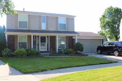 16298 Bayham Ct., Clinton Township, MI 48038 - MLS#: 31387403