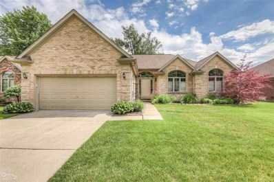 16100 Vista Woods Court, Clinton Township, MI 48038 - MLS#: 31387414
